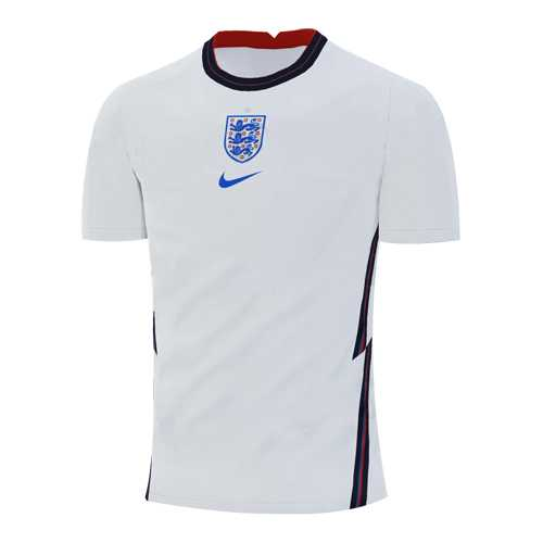 2020 England Home Men Soccer Football Kit